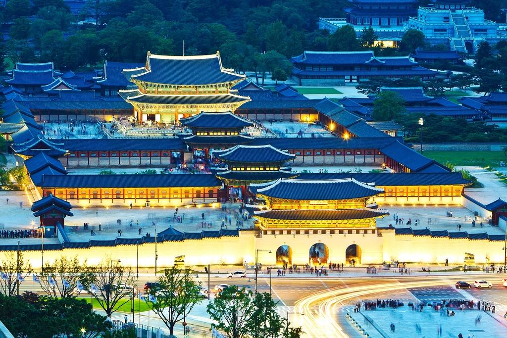 Nhung diem khong the bo lo khi den Seoul hinh anh 1