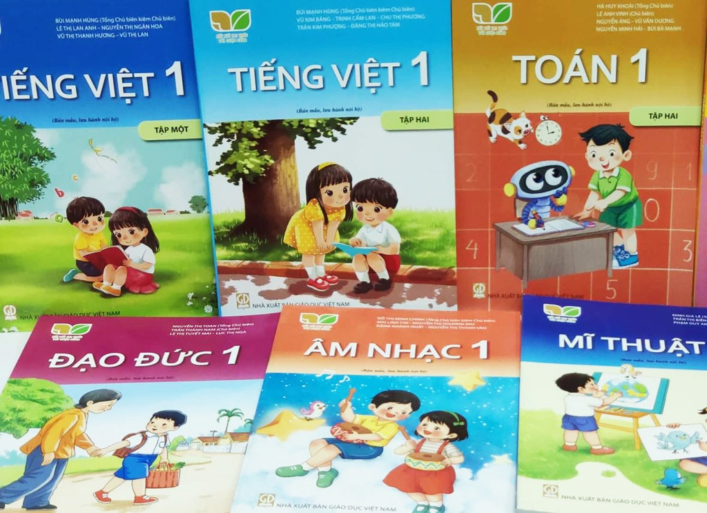 Chuong trinh Tieng Viet lop 1 anh 2