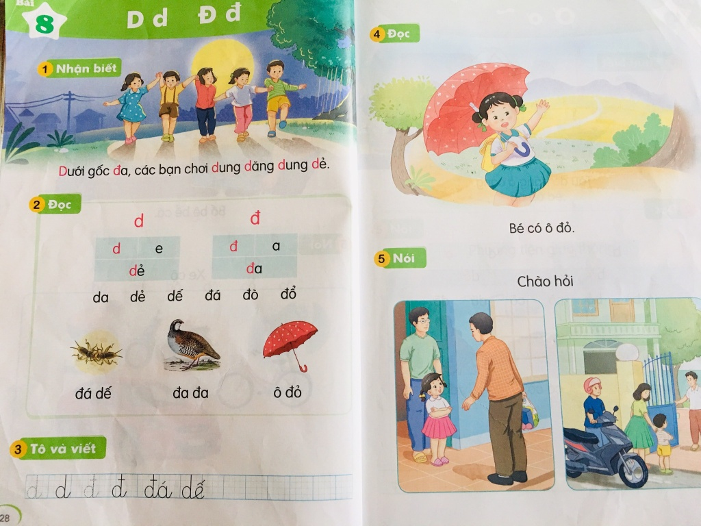 Chuong trinh Tieng Viet lop 1 anh 3