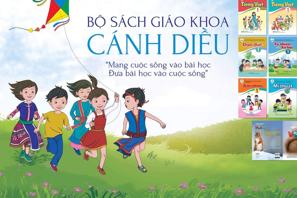 sach Tieng Viet 1 bo Canh dieu anh 1
