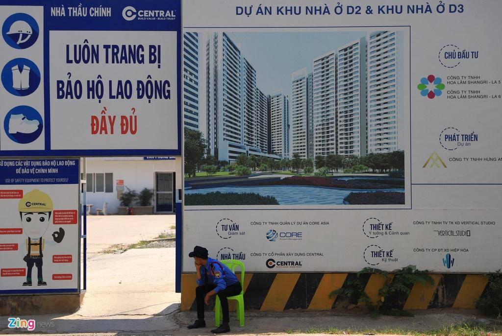 Can canh du an Aio City cua cong ty Hoa Lam bi kien nghi thanh tra hinh anh 4 hoalam_zing8.JPG