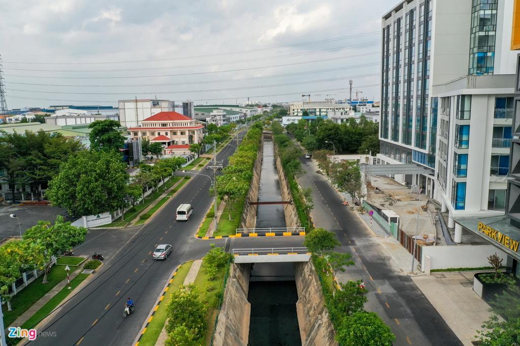 Khu cong nghiep viet nam - singapore Vsip anh 6