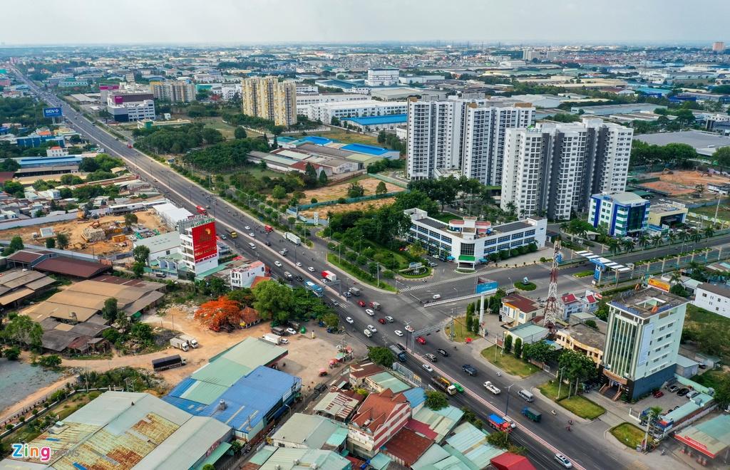 Khu cong nghiep viet nam - singapore Vsip anh 1