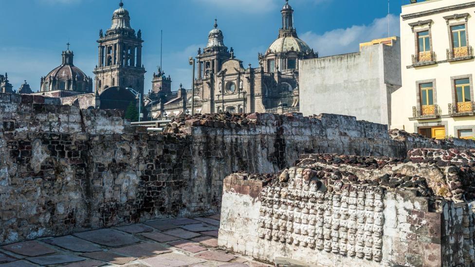 Aztec,  nen van minh Aztec,  Mexica anh 2