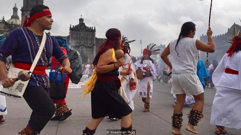 Aztec,  nen van minh Aztec,  Mexica anh 5