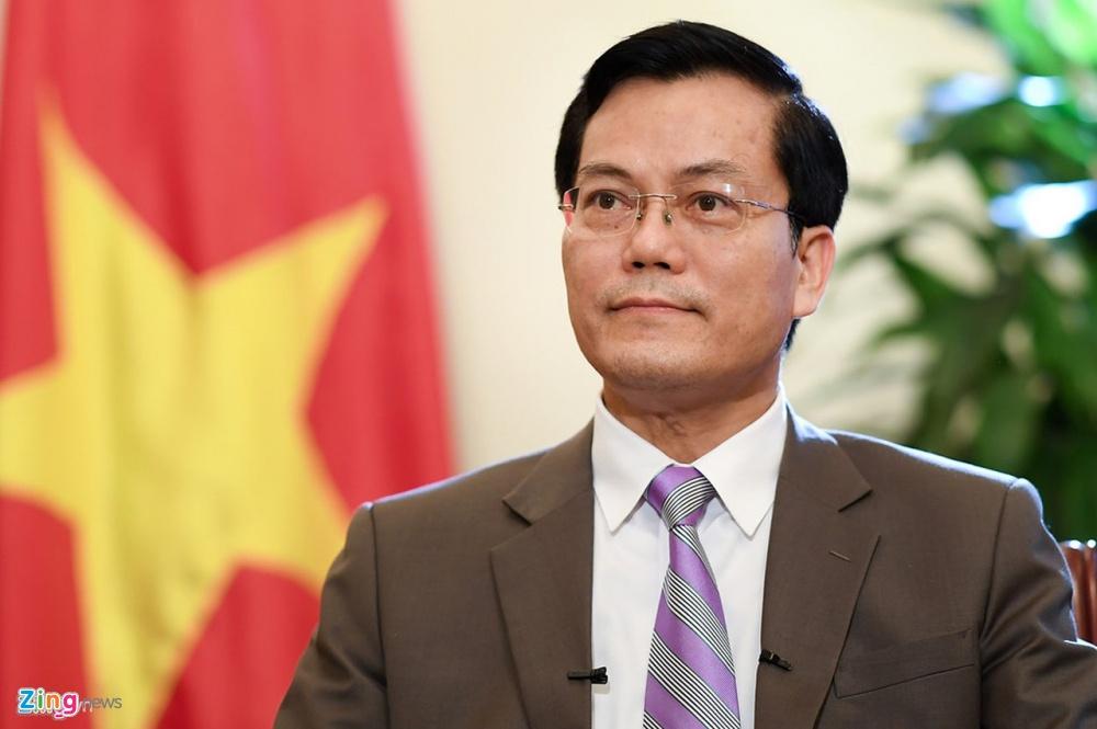 My khong co chu truong tam ngung nhap khau san pham det may Viet Nam hinh anh 1 thu_truong_ha_kim_ngoc_1_zing_1712018_0038.jpg
