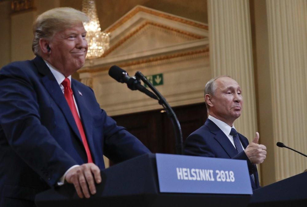 quan he giua ong Trump voi Nga,  hai chinh sach khac nhau voi Nga anh 2