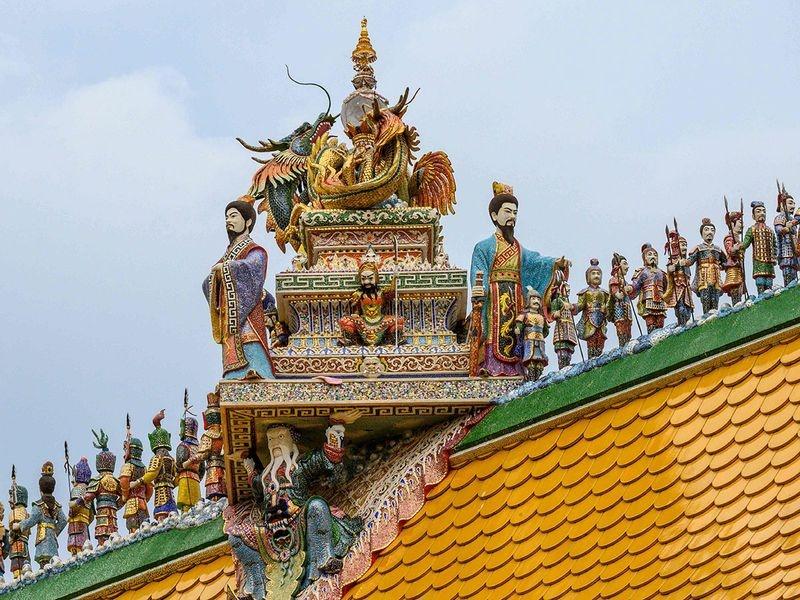 chua David Beckham o Thai Lan anh 6