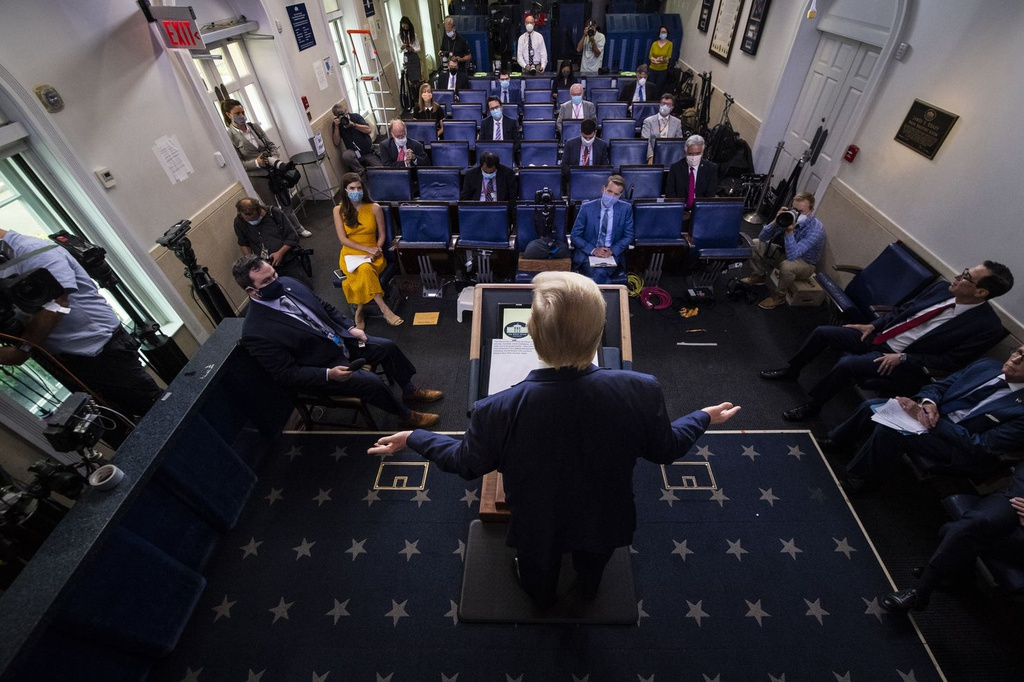 ong Trump lam tieu ton thoi gian cua doi thu anh 1