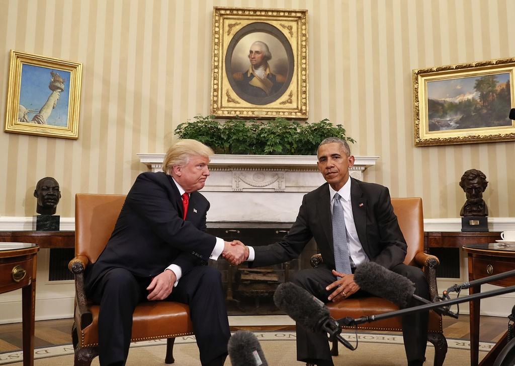 Donald Trump thanh tong thong My anh 5