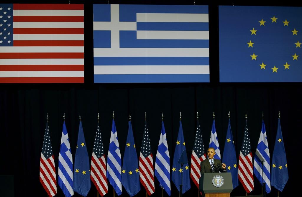 Obama den xu than thoai, thuc hien uoc mo tham den Parthenon hinh anh 8