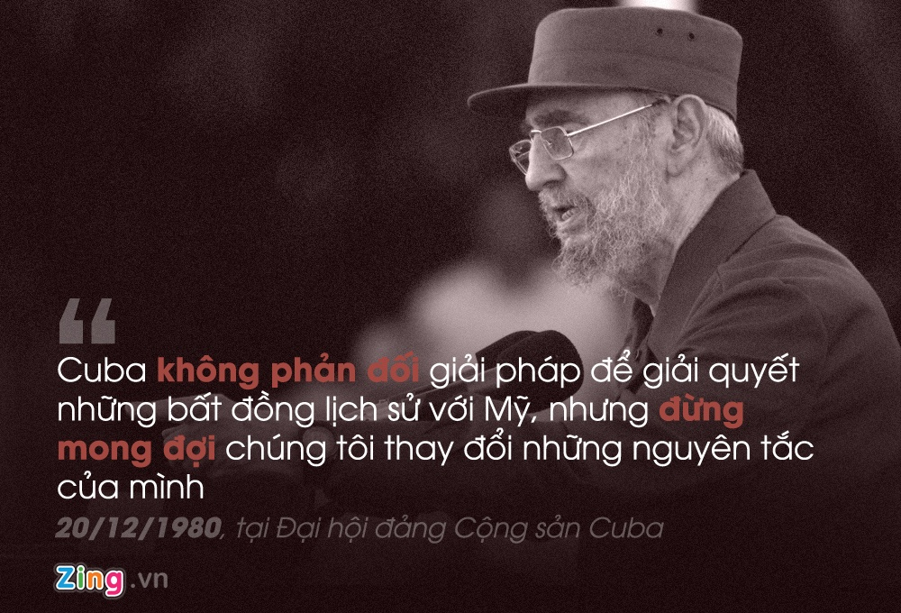 Phat ngon noi tieng cua Fidel Castro anh 7