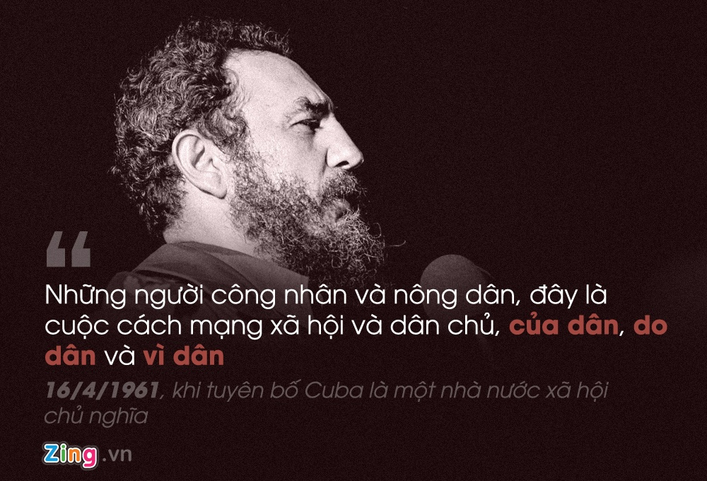 Phat ngon noi tieng cua Fidel Castro anh 4