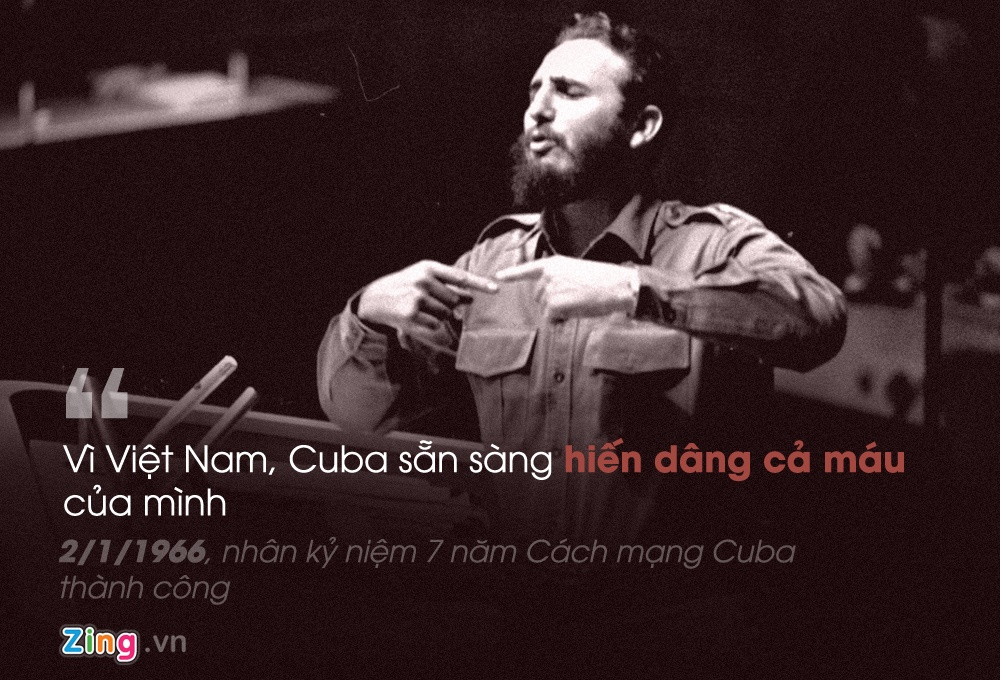 Phat ngon noi tieng cua Fidel Castro anh 5