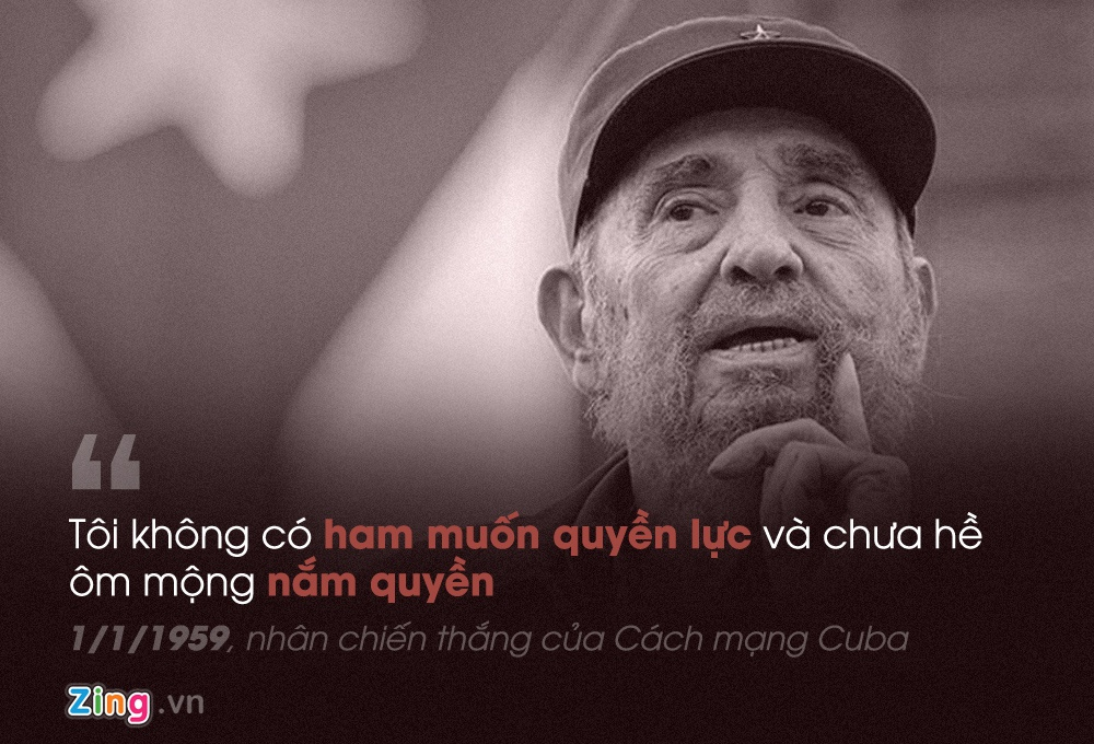 Phat ngon noi tieng cua Fidel Castro anh 2