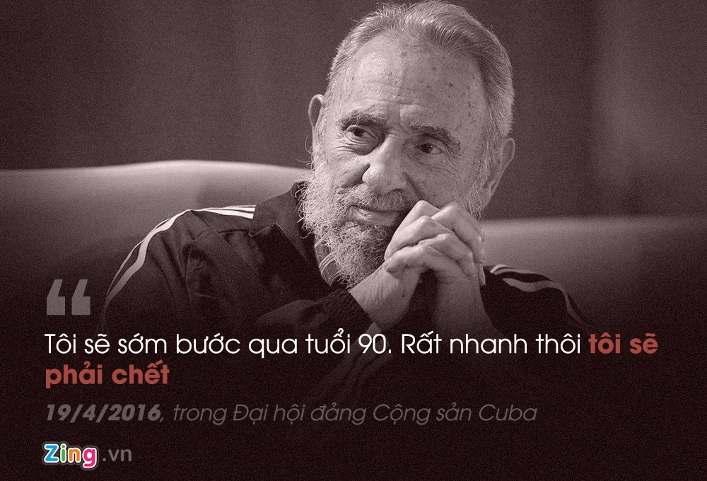 Phat ngon noi tieng cua Fidel Castro anh 10