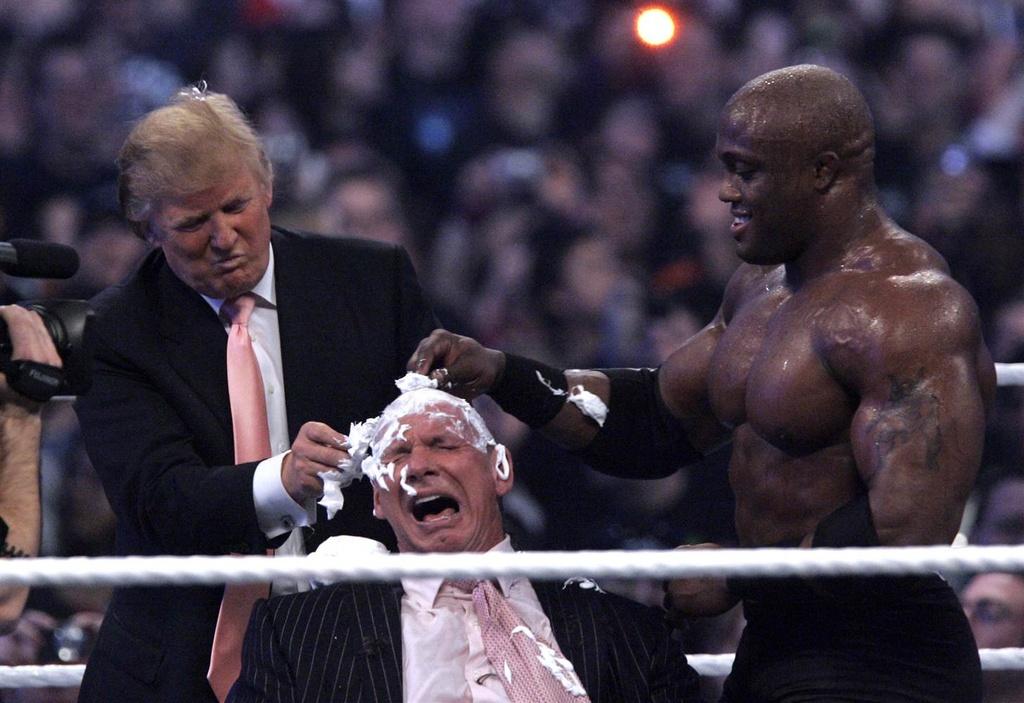 'Ba hoang' dau vat My gia nhap chinh quyen Donald Trump hinh anh 4