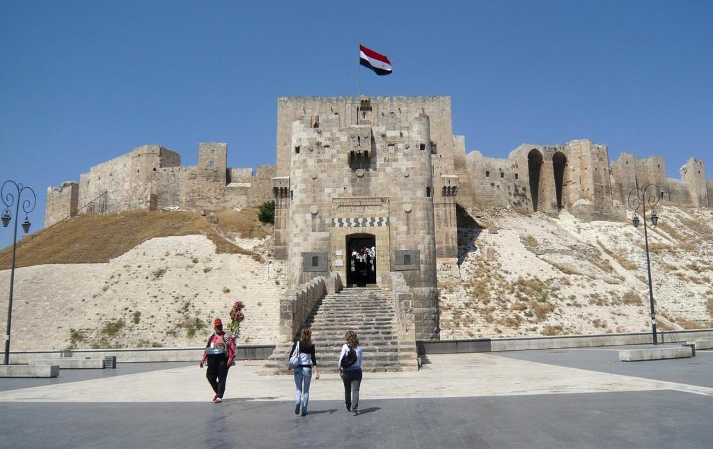 Aleppo mot thoi trang le truoc khi noi chien Syria no ra hinh anh 7
