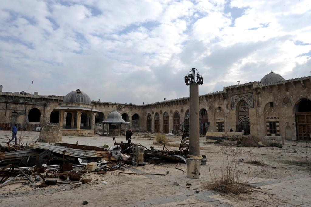 Aleppo mot thoi trang le truoc khi noi chien Syria no ra hinh anh 12