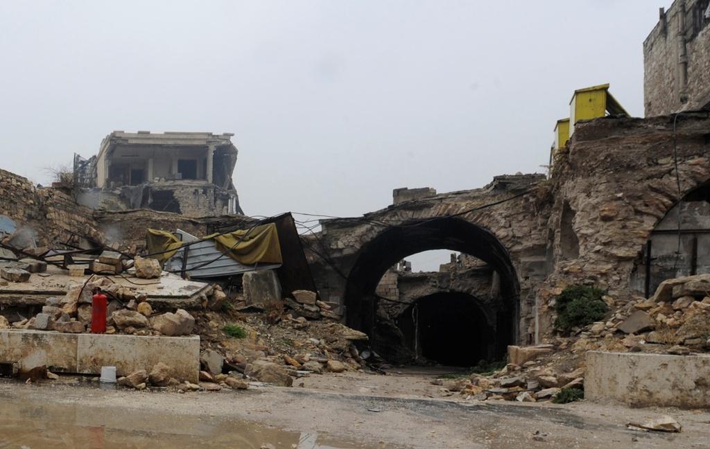 Aleppo mot thoi trang le truoc khi noi chien Syria no ra hinh anh 14