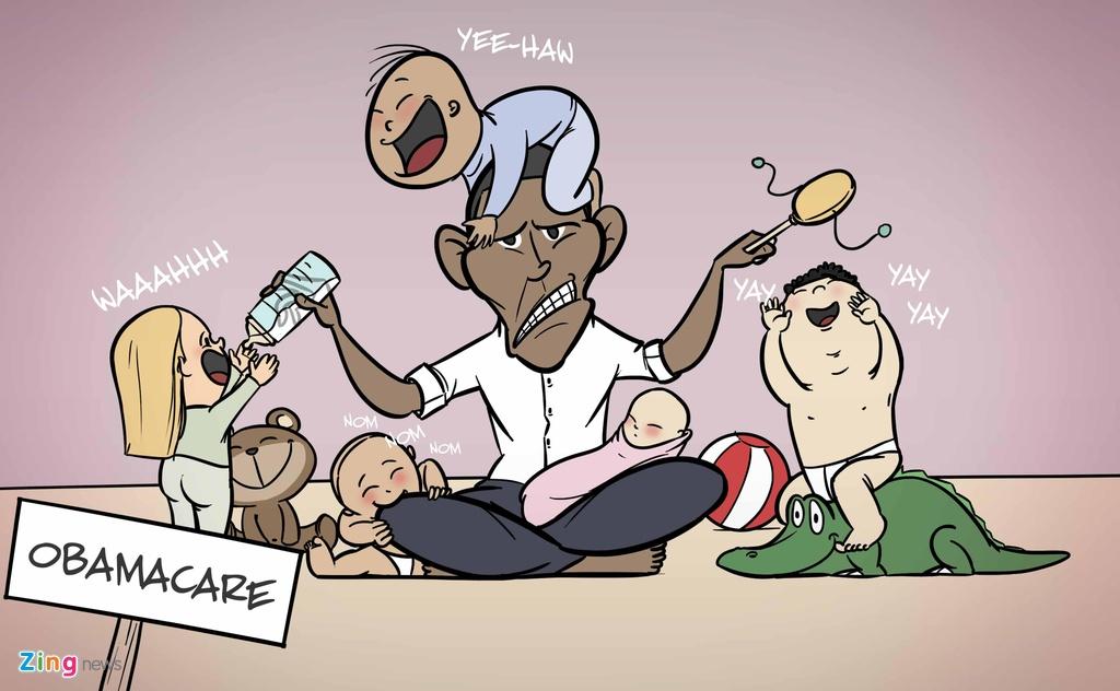 Obama sau khi roi Nha Trang anh 4