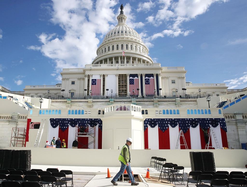 'Dai cong truong' Washington D.C. truoc ngay Trump nham chuc hinh anh 7