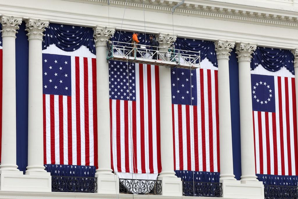 'Dai cong truong' Washington D.C. truoc ngay Trump nham chuc hinh anh 2