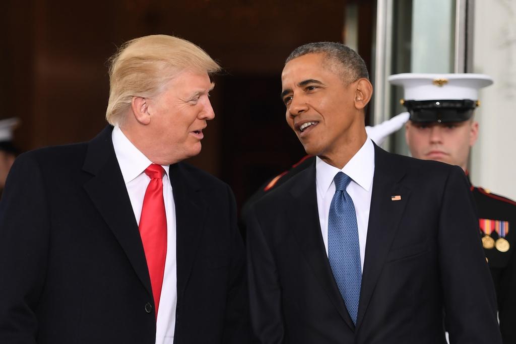 Trump toi Nha Trang, Obama chao tu biet hinh anh 2