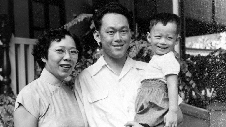 Ong Ly Hien Long: Tu 'trang nguyen' Cambridge den thu tuong Singapore hinh anh 1