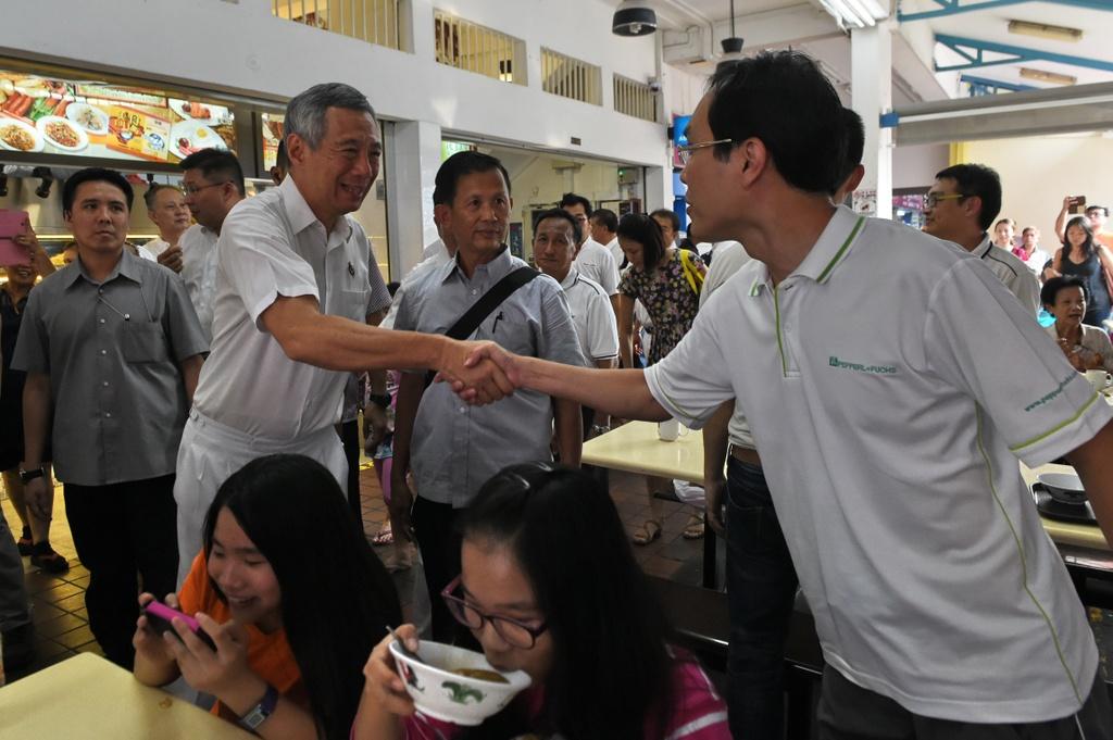 Ong Ly Hien Long: Tu 'trang nguyen' Cambridge den thu tuong Singapore hinh anh 6