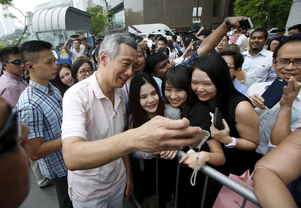 Ong Ly Hien Long: Tu 'trang nguyen' Cambridge den thu tuong Singapore hinh anh 10