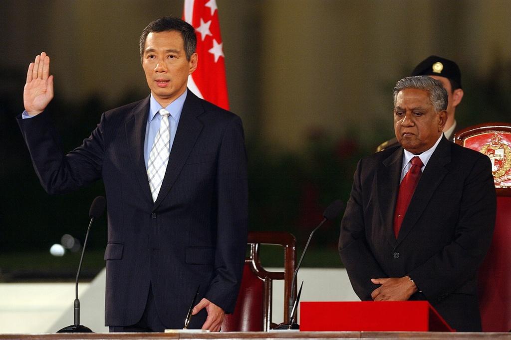 Ong Ly Hien Long: Tu 'trang nguyen' Cambridge den thu tuong Singapore hinh anh 3