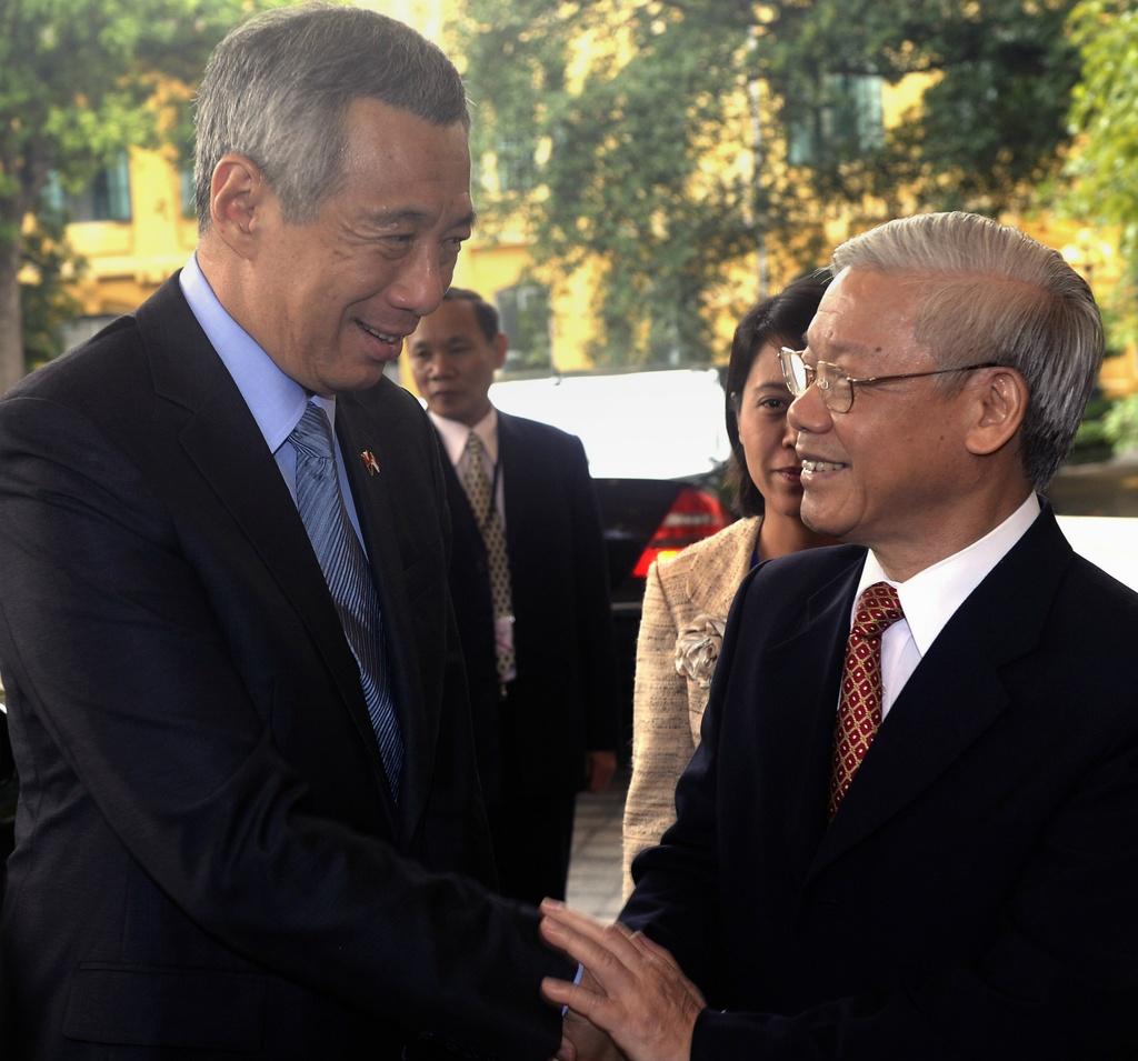 Ong Ly Hien Long: Tu 'trang nguyen' Cambridge den thu tuong Singapore hinh anh 11