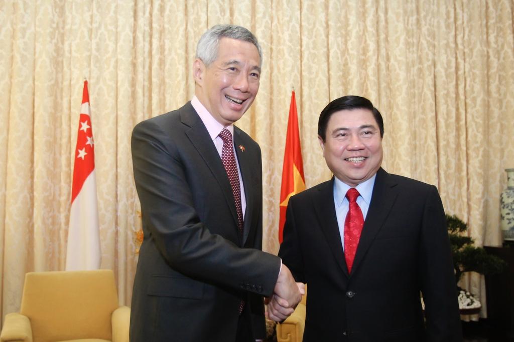 Thu tuong Ly Hien Long: TP.HCM thay doi manh me sau 10 nam hinh anh 1