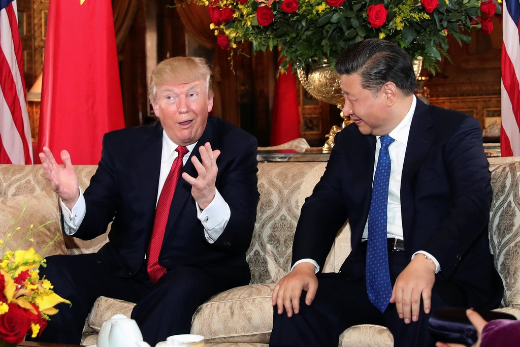 Trump - Tap gap nhau anh 2