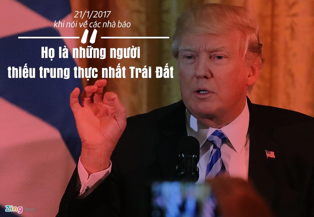 12 phat ngon an tuong tu 100 ngay nhiem ky Tong thong Trump hinh anh 2