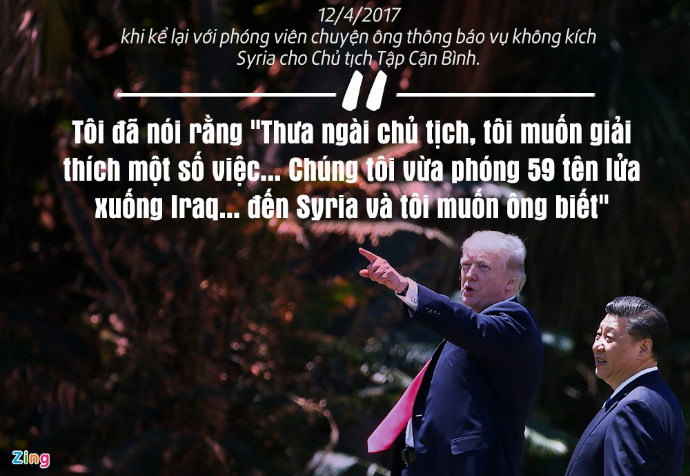 12 phat ngon an tuong tu 100 ngay nhiem ky Tong thong Trump hinh anh 7
