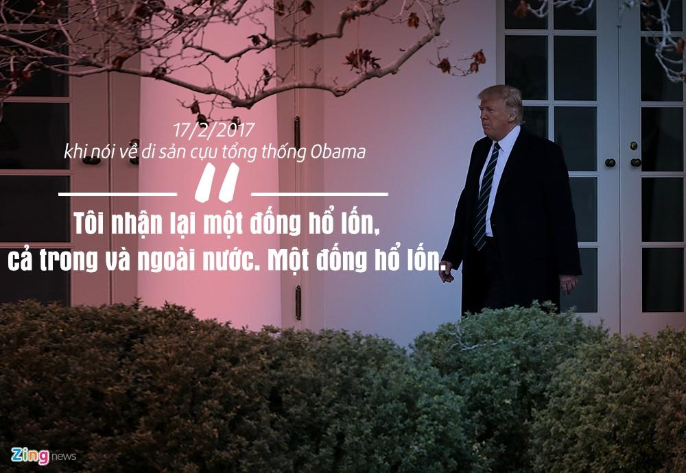 12 phat ngon an tuong tu 100 ngay nhiem ky Tong thong Trump hinh anh 9