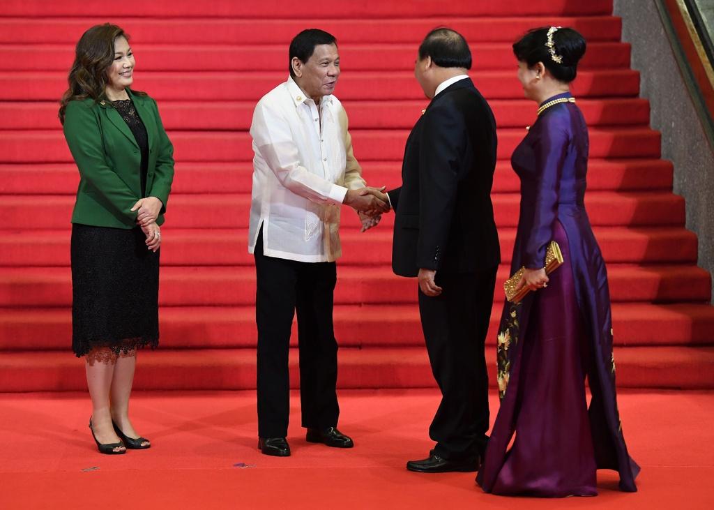 Thu tuong Nguyen Xuan Phuc du phien hop toan the Hoi nghi ASEAN hinh anh 1