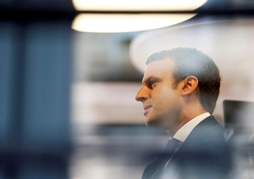 Duong toi Dien Elysee cua tong thong dac cu Macron hinh anh 8