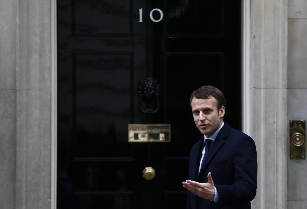 Duong toi Dien Elysee cua tong thong dac cu Macron hinh anh 4