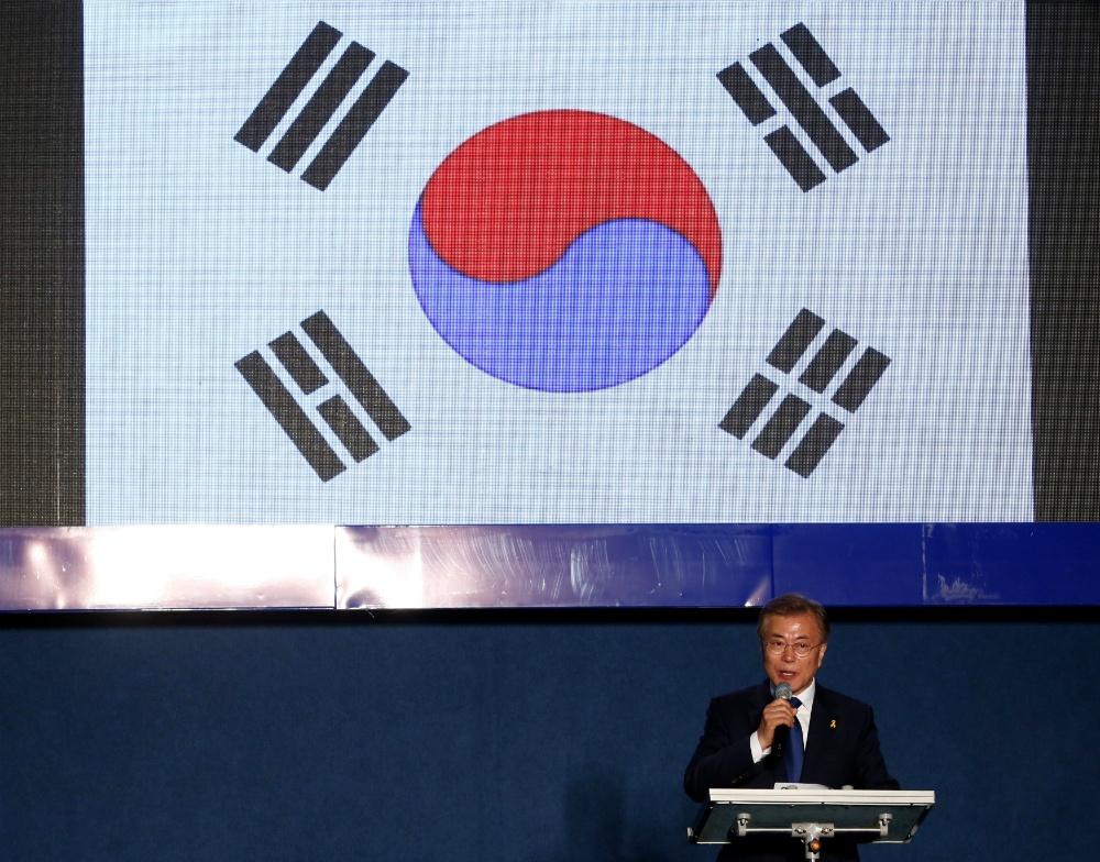 Ong Moon Jae In la tong thong thu 12 cua Han Quoc hinh anh 4