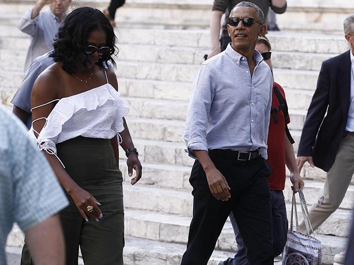 Ky nghi xa hoa cua nha Obama tai Italy hinh anh 2