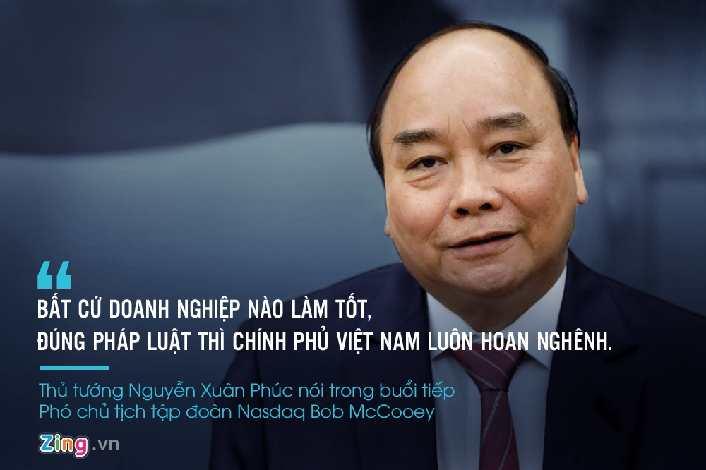 Thu tuong Nguyen Xuan Phuc gap Tong thong Trump anh 4