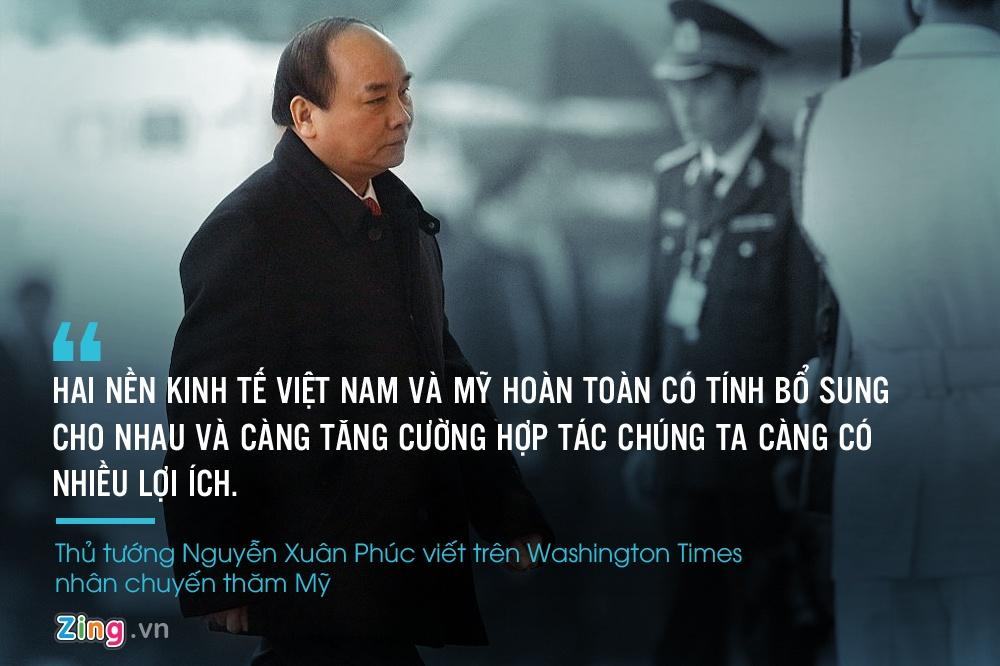 Nhung phat ngon an tuong cua Thu tuong trong chuyen tham My hinh anh 2