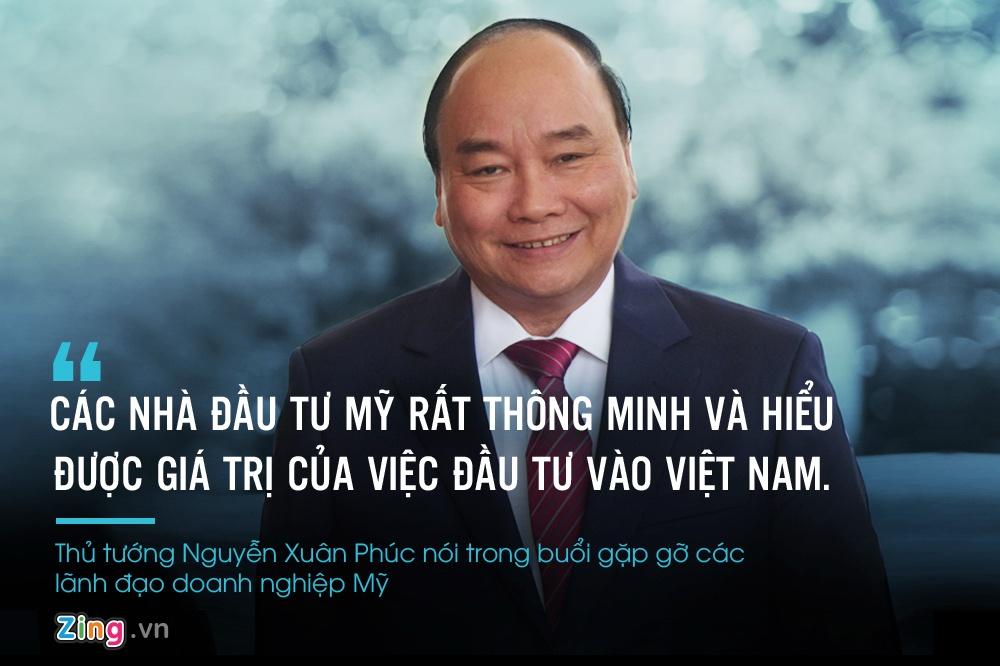 Nhung phat ngon an tuong cua Thu tuong trong chuyen tham My hinh anh 6