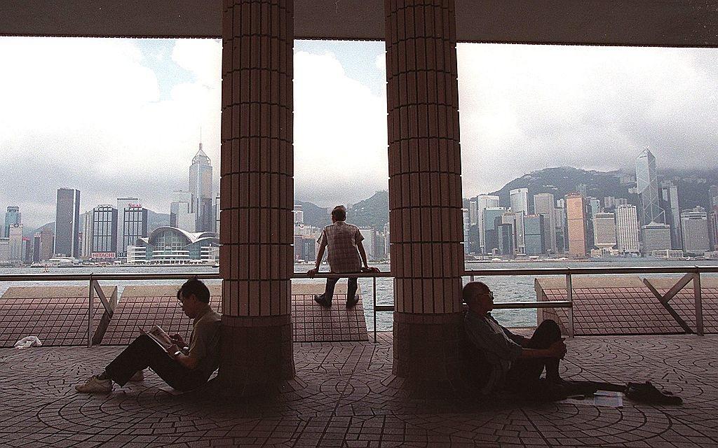 Hong Kong ve voi Trung Quoc anh 5