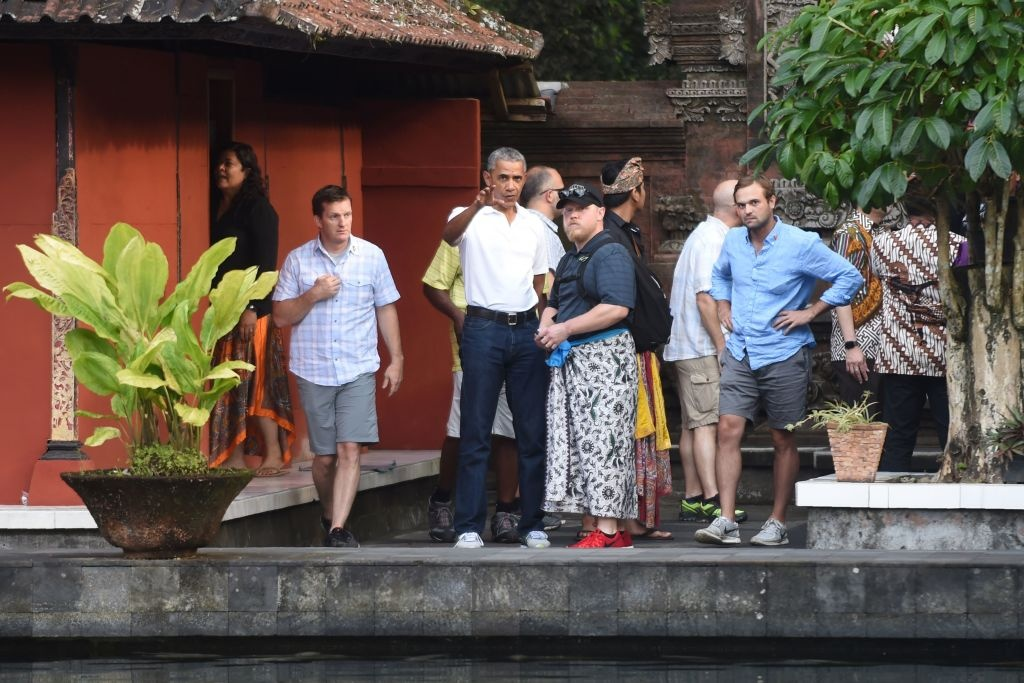 Obama duoc chao don nong nhiet o que huong cu hinh anh 5