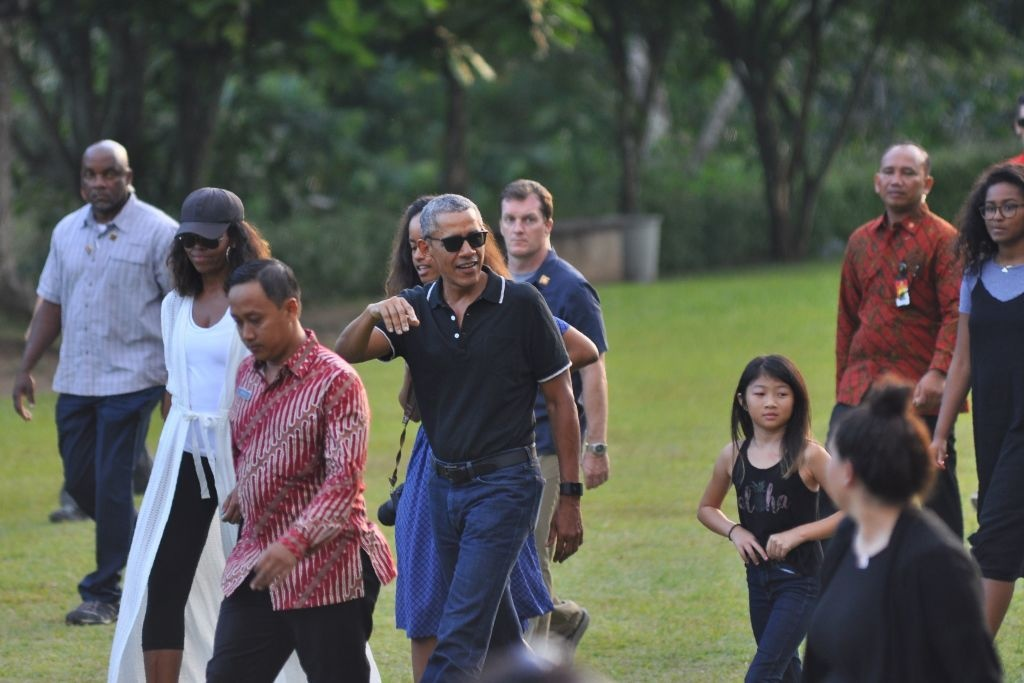 Obama duoc chao don nong nhiet o que huong cu hinh anh 4