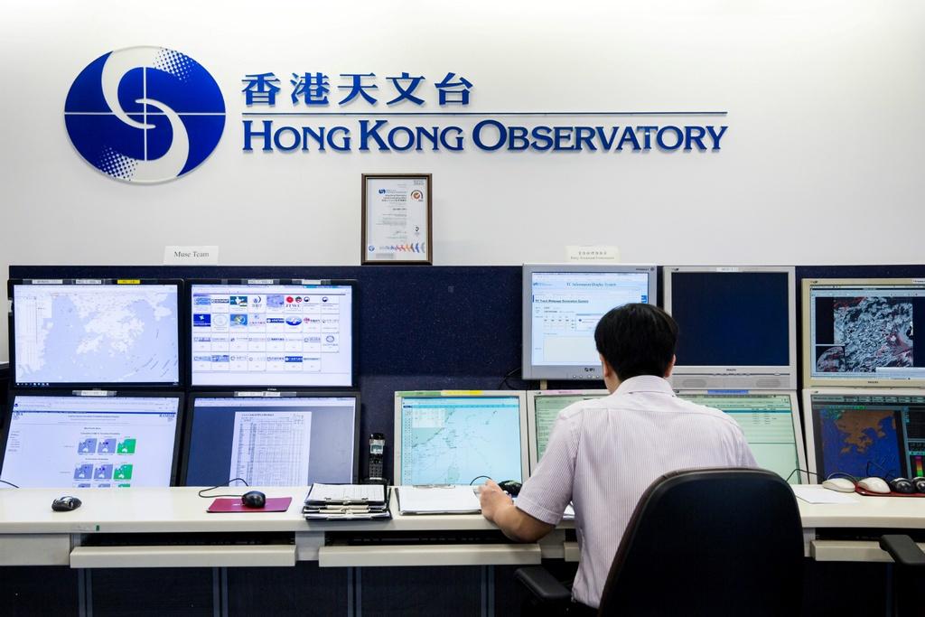 Dai khi tuong Hong Kong: Co quan 'quyen luc' nhat mua mua bao hinh anh 5